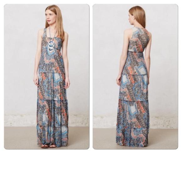 749ccd09af Anthropologie Dresses   Sale Weston Wear Maxi Dress   Poshmark